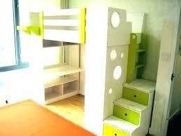 kids bunk bed for girls. Childrens Bunk Beds With Slide Children Bed Kids Loft  Toddler For Girls