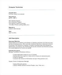 Computer Repair Technician Resume Computer Repair Technician Resume