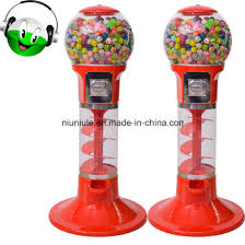 Gumball Vending Machine Business New China Gum Vending Gumball Bouncy Ball Vending Machine Business