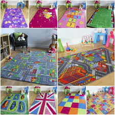 decorations kids playroom rug graceful childrens small large girls