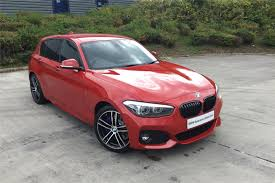 Coupe Series bmw 1 m : Used 2017 BMW 1 SERIES 118d M Sport Shadow Edition 5dr for sale in ...