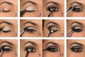 hazel eyes smokey eye makeup tutorial for brown eyes with eyeshadow