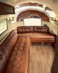 Airstream Interior Design Cool Design Ideas