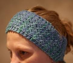 Free Knitted Headband Patterns Beauteous Easy Knit Headband Free Pattern Free Knitting Pattern NEW