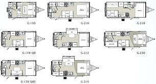 new tiny house plan for small house trailer floor plans palomino gazelle travel trailer 37 small