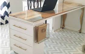 ikea drawers office. Desks Can Be So Expensive, But These Amazing DIY Ikea Desk Hacks Will Give You Drawers Office -