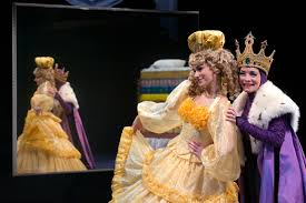 princess and the pea costume. Samantha Pauly And Susan Moniz In The Princess The Pea At Marriott  Theatre Princess Pea Costume T