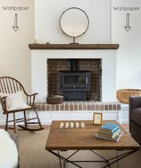 Small Picture Rustic Fireplace Design Fireplace Design Farm Pretty