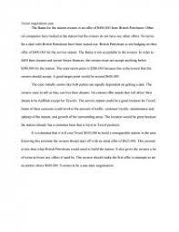 negotiation case essay essay similar essays