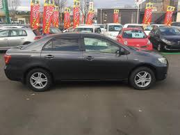 2006 TOYOTA COROLLA AXIO G   Used Car for Sale at Gulliver New Zealand