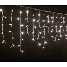 Đèn led rèm trang trí ngoài trời 6m 196 LED KHÔNG CHỚP giá cạnh tranh