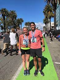"""Taylor Riggs, CFA on Twitter: """"Today's marathon motto: when your legs can't  get you to the finish line, run with your heart. Such a mentally  challenging day! Lots of hills and my"""