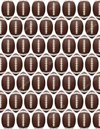 Football Pattern Extraordinary Vector American Football Pattern Stock Vector © Enterlinedesign