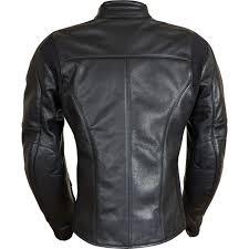 richa kelly las leather motorcycle jacket las