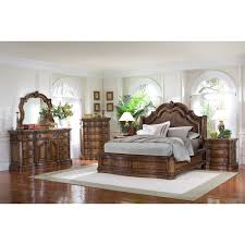San Mateo Bedroom Furniture San Mateo California King Sleigh Bed By Pulaski Furniture 662 Br