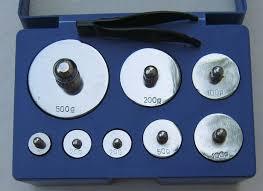 Контрольные гирьки для взвешивания разновесы продажа цена в  Контрольные гирьки для взвешивания разновесы