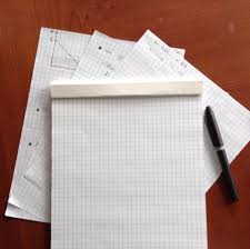 find the line of symmetry graphically graph paper