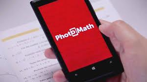 photomath s app can now solve handwritten math problems apps techcrunch tv