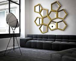 Wall Mirrors Decorative Living Room Popular Modern Decorative Wall Mirrors Best Wall Decor