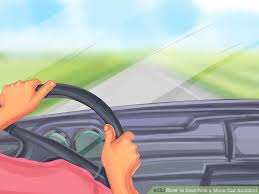 minor car accident. image titled deal with a minor car accident step 4 c