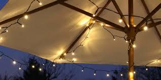 solar powered multi function led fairy lights