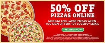 pizza hut menu 2015. Plain Pizza Pizza Hut Deals 50 Off Intended Menu 2015