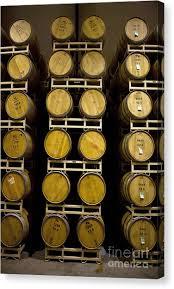 Oak Wine Barrels Canvas Prints Page 7 of 11 Fine Art America