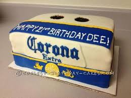 Beer Box Decorations Coolest Homemade Beer and Beer Coolers Cakes 33