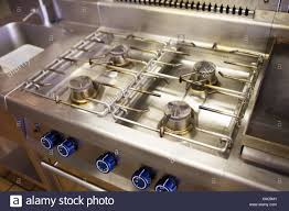 gas stove burner cover. Kitchen Gas Stove Burner - Stock Image Cover N