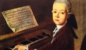 Детство Моцарта как формировался гений Музыкальный класс Детство Моцарта