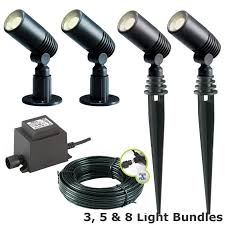 techmar alder led spotlights bundle