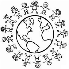 Small Picture Images universal childrens day coloring pages Pre K