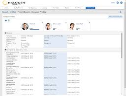 halogen talentspace pricing features reviews comparison of halogen software is a multi featured talent management solution it has an employee directory