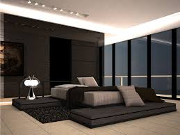 Modern False Ceiling Designs For Bedrooms Magnificent Contemporary Apartment Living Room Design With Black