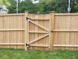 Wood Fences And Gates Plans Designs And Construction