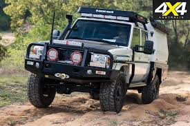 Patriot Campers Go Global with this LandCruiser 79 Series build ...