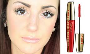 first impression friday l oreal voluminous million lashes excess you