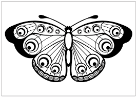buterfly coloring pages. Perfect Coloring Butterfly Coloring Page To Buterfly Coloring Pages A