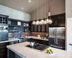stylish hanging kitchen light fixtures kitchen island pendant