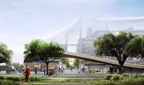 new google office. Beautiful New New Google Campus To Challenge Apple S Spaceship Office For Coolest Place  Work Image 2 In New Google Office 5