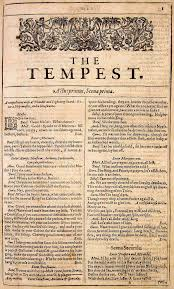 ocean mythology and shakespeare s final stage terranealife terranea life tempest text