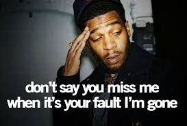 Kid Cudi Quotes on Pinterest | Kid Cudi, Wiz Khalifa Quotes and ...