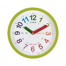 wall clocks for office. Acctim Lulu Time Teaching Wall Clock - Clocks Office Accessories Furniture \u0026 Storage For O