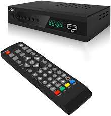 Amazon.com : Digital TV Converter Box - UBISHENG U-003 Set Top Box/ TV Box/  ATSC Tuner for Receive Local TV Channel with TV Tuner, PVR  Recording&Playback, Multimedia Player : Camera & Photo