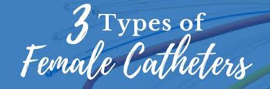 3 Types Of Female Catheters 180 Medical