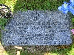 Anthony J. Guzzo (1931-2015) - Find A Grave Memorial