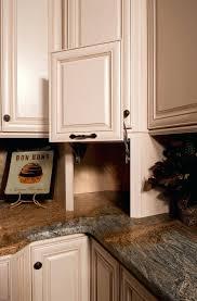 kitchen microwave pantry storage cabinet