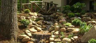 Garden Ponds Designs Delectable Backyard Pond And Water Feature Ideas