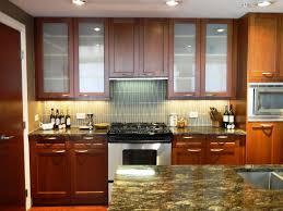 Plastic Kitchen Cabinets Bath Design Ideas White Varnised Wooden Kitchen Cabinet Glass
