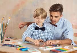 Nursery Teacher Nursery Teacher And Child Stock Photo Photographee Eu 88708724